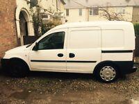 Vauxhall combo van 17 cdti
