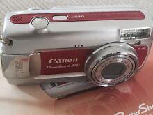 Canon Powershot A470 digital camera Brighton East Bayside Area Preview