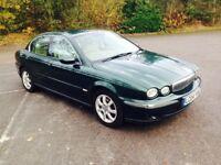 Jaguar x-type 2.0 diesel special edition sat nav leather not Passat Mondeo Ford Focus Astra vectra
