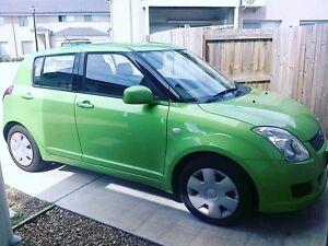 Suzuki Swift 2010 5sp Manual Waterford West Logan Area Preview