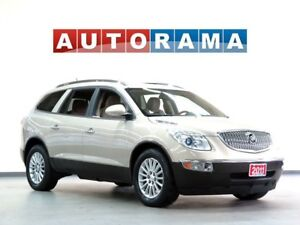 2011 Buick Enclave CXL 7 PASSENGER LEATHER SUNROOF AWD