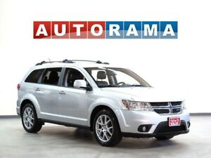2012 Dodge Journey R/T 4WD 7 PASSENGER LEATHER SUNROOF BACKUP CA