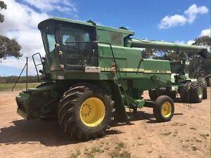 John Deere Harvester Cunderdin Cunderdin Area Preview