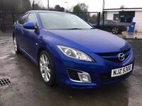 Mazda 6 sport,,,2.5 petrol,,,,170bhp,,,,mot.02.2018,,price;£ 3999 ono px/exch
