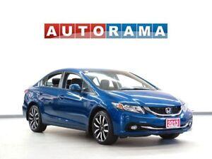 2013 Honda Civic TOURING PKG NAVIGATION LEATHER SUNROOF