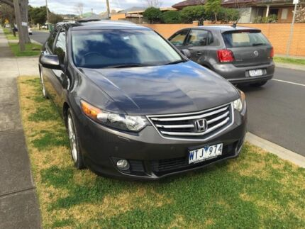 2009 Honda Accord Euro Luxury Auto With RWC And REGO Box Hill Whitehorse Area Preview