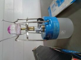 Camping stove (BLEUET GAZ) Cooker Hob Heater Lamp