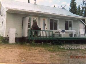 Chalet à vendre  à Girardville (Lac aux Huards)