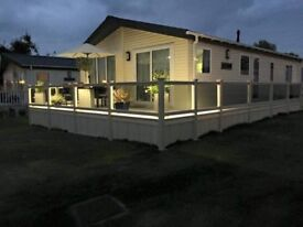 Luxury lodge to rent in clacton on sea