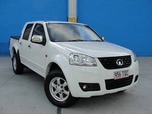 2014 Great Wall V240 Ute - DUAL CAB - * AS NEW ONLY 30KM * Ashmore Gold Coast City Preview