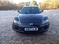 Mazda Rotary RX8 Kuro limited edition sports car only 500 built swap for 4x4