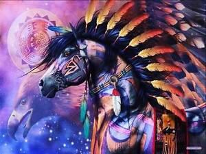 Native American Tarot Richmond Yarra Area Preview