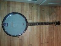 Remo Boston 5 string banjo