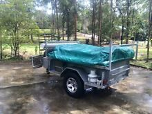 Galvanised camper trailer g&s trailers 2004 Cashmere Pine Rivers Area Preview