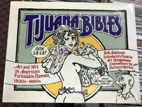 THE TIJUANA BIBLES AMERICA