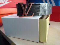 LV Belts Brand New