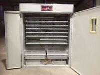 Incubator 5000 Chicken Eggs Commercial / Industrial Egg Incubator