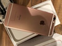 IPhone 6s rose gold 2 weeks old!!