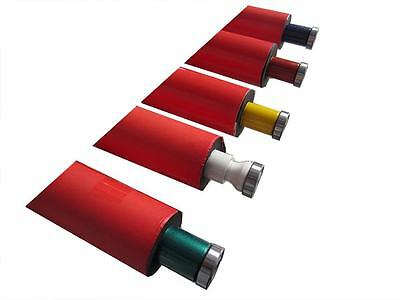 Ink System Rubber Rollers Set Of 9 For Heidelberg Kord64 9 Offset Rubber Rollers