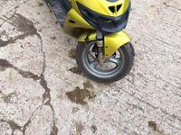 Suzuki ay50 katana 50cc moped