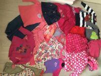 Girls size 4-5 clothes bundle
