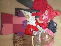 Girls size 3-4 clothes bundle