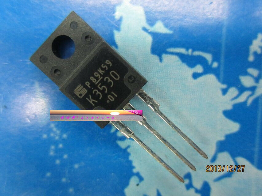 One For 1pcs 2SK3530 K3530 In-line TO-220F LCD FET FUJI Fujitsu + Tracking ID