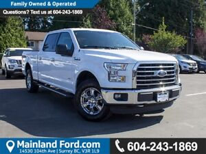 2016 Ford F-150 XLT LOCAL, LOW KMS