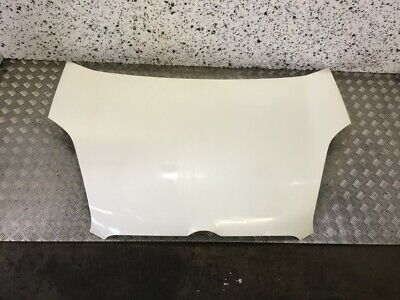 10-15 FIAT DOBLO CARGO MK2 BONNET WHITE
