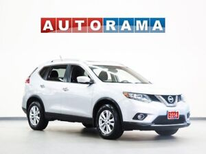 2014 Nissan Rogue NAVIGATION LEATHER PAN SUNROOF 4WD BACKUP CAME