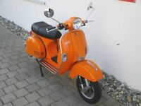 Wanted! Orange or Lilac LML 125 Auto, Automatic