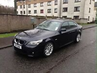 BMW 520d msport may swap or px for x5