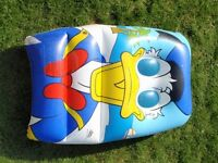 Donald Duck Pool Float
