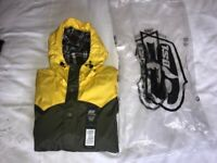 Diesel Hooded Jacket, size Small. Excellent Condition with tags/packaging. Cost £75, accept £23 ono