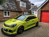 Astra VXR Forged Stage 4 Track Car Time attack 52k miles road legal modified