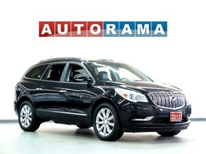 2012 Buick Enclave LEATHER PANORAMIC SUNROOF 7 PASSENGER 4WD