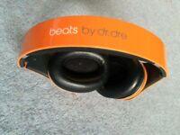 Beats Studio Over-ear Headphones - Limited Edition Orange