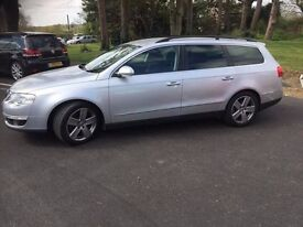 2007 Volkswagen Passat 2.0 TDI (170 BHP ) SPORT ESTATE 6 SPEED