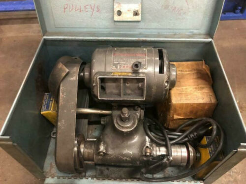 big Dumore Tool Post Grinder USED