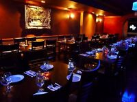 Waiting Staff Required - Full Time & Part Time- Piano Restaurant Chiswick