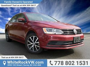 2016 Volkswagen Jetta 1.4 TSI Comfortline SUNROOF, HEATED SEA...