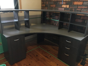 OfficeWorks Corner Desk Engadine Sutherland Area Preview