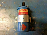 Bosch 12 Volt High Energy Oil Filled Black Coil 3.4 Ohm 25,000 Volt
