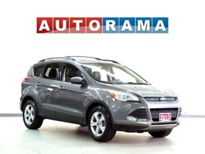 2013 Ford Escape SEL NAVIGATION LEATHER SUNROOF BACK UP CAM AWD