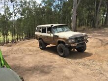 Toyota landcrusier wrecking Torquay Fraser Coast Preview