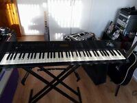 Korg X2 76 note keyboards