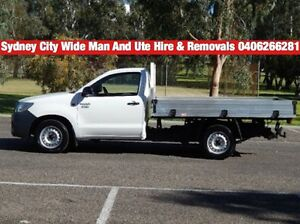 Sydney City Wide Man & Ute Hire Punchbowl Canterbury Area Preview