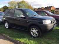 LANDROVER FREELANDER SERENGETI SE 4X4 LOW MILEAGE