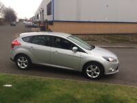 2013/62 Ford Focus✅1.6 TDCI ZETEC✅FULL SERVICE✅LOOKS AND DRIVES GREAT