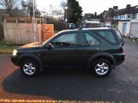 2004 Land Rover Freelander 1.8 SE Hard Top 3dr @07445775115